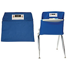 Seat Sack Organizers Medium 15 Blue