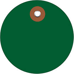 Office Depot Brand Plastic Circle Tags