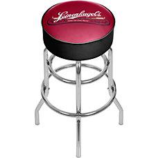 Trademark Global Padded Bar Stool Leinenkugels