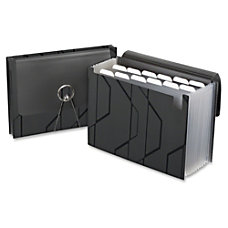 Pendaflex Expanding File With Sliding Cover