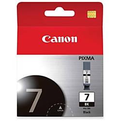 Canon PGI 7 Black Ink Cartridge