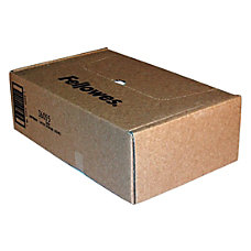 Fellowes Powershred Waste Bags Carton Of