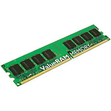 Kingston ValueRAM 4GB DDR2 SDRAM Memory
