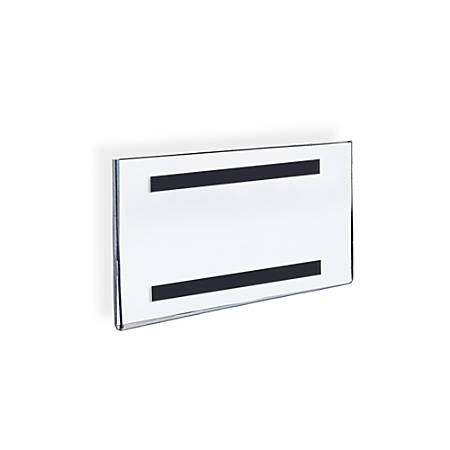 Azar Displays Acrylic Sign Holders With additionally Azar Displays Acrylic Sign Holders With also Timeless Frames Metal Frame 8 12 moreover Hanging File Folder Frames as well Didax Dry Erase Ten Frame Mats. on office depot frames