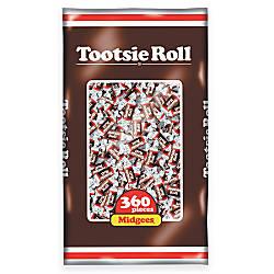 Tootsie Roll Midgees Bag Of 360