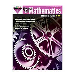 Newmark Learning Common Core Mathematics Book