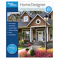 Better homes and gardens home designer 8 0 traditional Better homes and gardens design