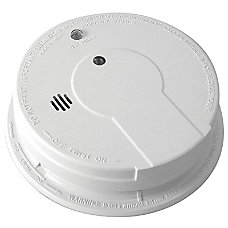 SMOKE ALARM IONIZATION BATTERY BACKUP