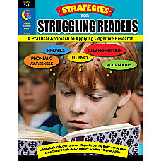 Creative Teaching Press Reading Strategies For