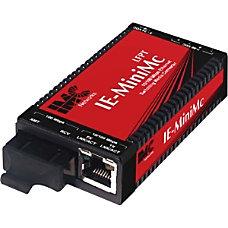 IMC IE MiniMc Industrial Ethernet Media
