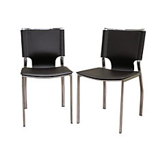Baxton Studio Montclare Stackable Chairs 31