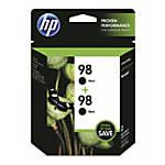 HP 98 Black Original Ink Cartridges