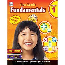 Thinking Kids Fundamentals Workbook First Grade