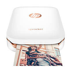 HP Sprocket Portable Photo Printer Print