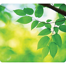 Fellowes Optical Mouse Pad Leaves