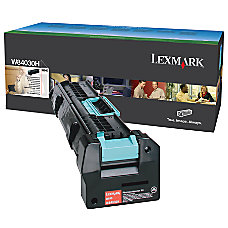 Lexmark W84030H Photoconductor Kit