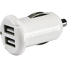 Scosche reVOLT c2 Dual USB Car