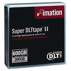 Imation Super DLTtape II Cartridge 300GB