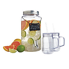 TJ Riley Co Mason Beverage Dispenser