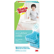 Scotch Brite Toilet Bowl Scrubbers Refills