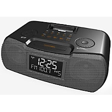 Sangean RCR 10 Desktop Clock Radio