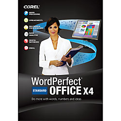 Corel WordPerfect Office X8 - Professional upgrade Brand New Sealed Box | eBay
