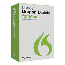 Nuance Dragon Dictate 40 For Mac