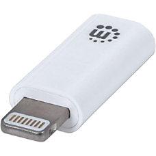 Manhattan iLynk ChargeSync Adapter