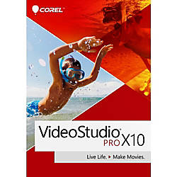 VideoStudio Pro X10 Windows Download Version