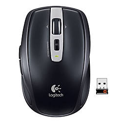 Logitech® Anywhere Mouse MX™, Black