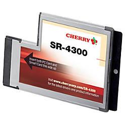 Cherry SR 4300 ExpressCard Smart Card