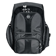 Kensington Contour Backpack Black