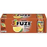 Fuze Tea With Lemon 12 Oz