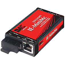 IMC IE MiniMc Industrial Ethernet Media