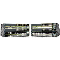 Cisco Catalyst 2960S 48TS S Ethernet