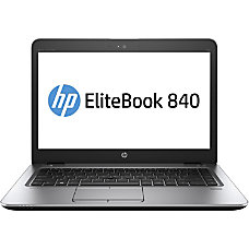 HP EliteBook 840 G3 14 Notebook