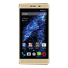 BLU Energy X2 Cell Phone Gold