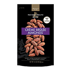 Squirrel Brand Creme Brulee Almonds 35
