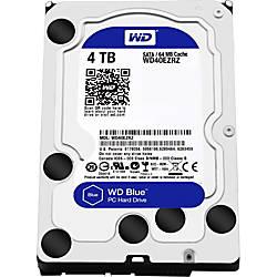 WD Blue 4 TB 35 inch