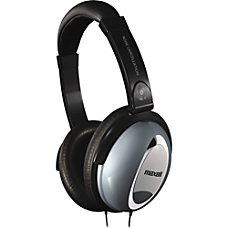 Maxell 190400 Noise Cancellation Headphones