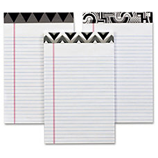 TOPS Fashion Writing Pads 50 Sheets