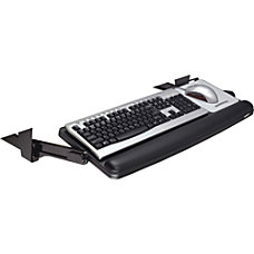 3M Underdesk Adjustable Keyboard Drawer With