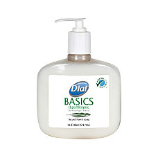 Dial Basics Liquid Hand Soap 16