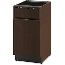 HON Modular Single Waste Management Cabinet