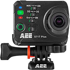 AEE S71T Plus Digital Camcorder Touchscreen