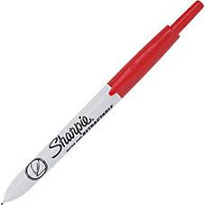 Sharpie Retractable Permanent Marker Ultra Fine