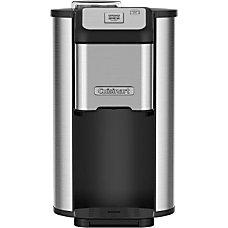 Cuisinart Single Cup Grind Brew Coffeemaker