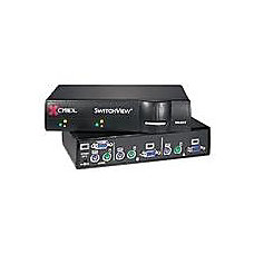 Avocent SwitchView KVM Switch