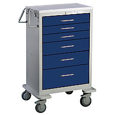 Medline Extra Tall General Cart 6