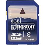 Kingston SDHC Class 4 Memory Card